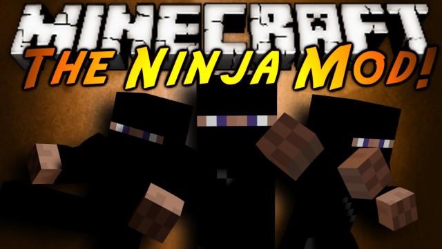 The Ninja Mod 1.7.10/1.6.4
