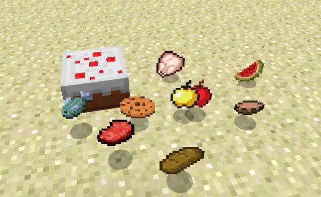 minecraft-foods