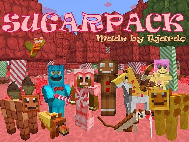 Sugarpack [1.11.2] [1.10.2] [1.9.4] [1.8.9] (32x)