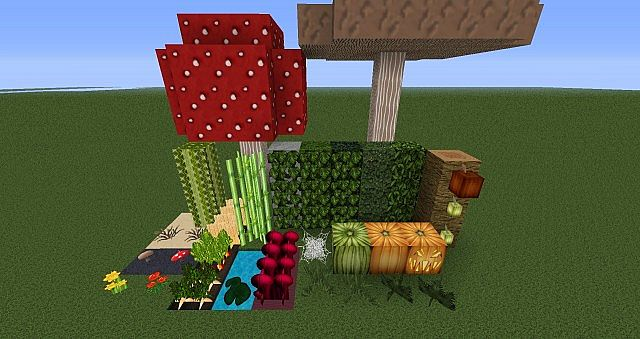 Kuro's Resource pack 1.8/1.7.10/1.7.2 [128x]