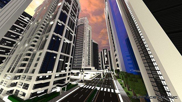 Urbancraft 1.7.9/1.7.2 [256x]