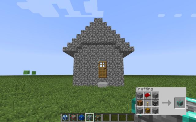 Insta House Mod 1.7.10/1.7.2/1.5.2