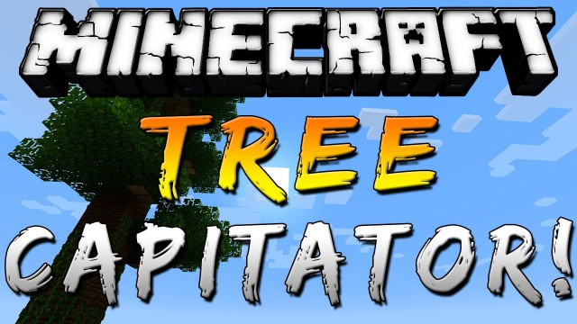 TreeCapitator [1.12] [1.11.2] [1.10.2] [1.8.9] [1.7.10]