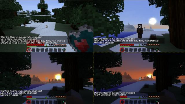 More Health Enchanted Mod 1.7.10/1.7.2/1.6.4/1.5.2