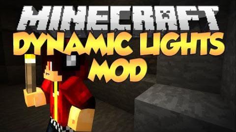 Dynamic Lights [1.13.2] [1.12.2] [1.10.2] [1.7.10]