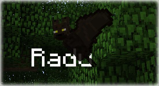 Pet Bats [1.11] [1.10.2] [1.8] [1.7.10]