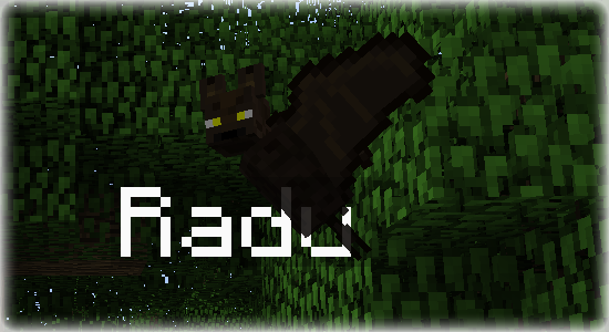 Pet Bat - летучие мыши [1.12.2] [1.11.2] [1.10.2] [1.7.10]