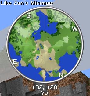 Rei's Minimap 1.7.10/1.7.2