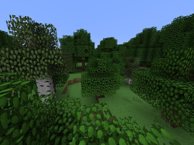 Faithful Resource pack 1.7.10/1.7.2/1.6.4 [64x]