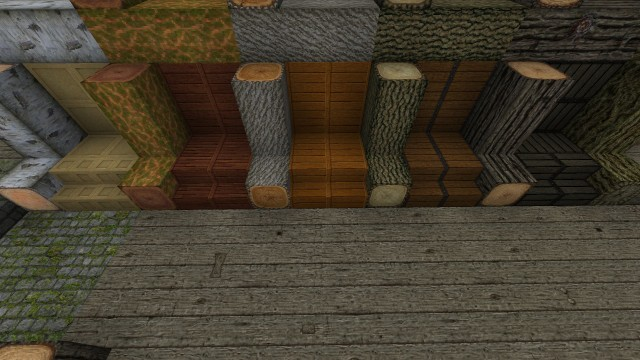 Glimmar's Steampunk (стимпанк) [1.13.2] [1.11.2] [1.9.4] [1.7.10] (64x)