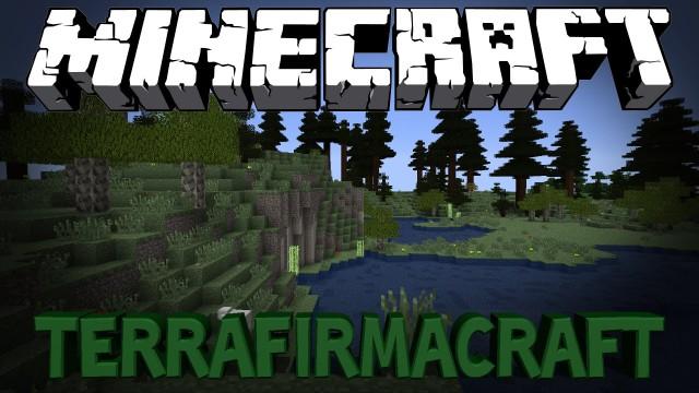 TerraFirmaCraft 1.7.10/1.6.4