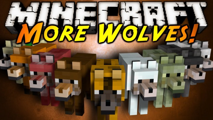 More Wolves 1.7.10/1.7.2