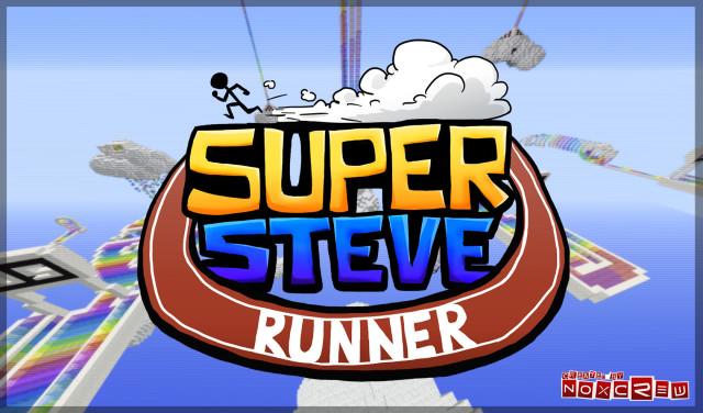 Super Steve Runner [1.7.10]