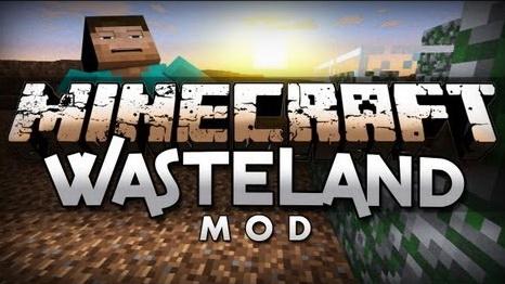 Wasteland Reborn [1.12.2] [1.11.2] [1.7.10]