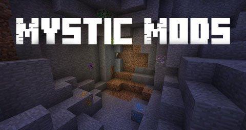 Mystic Mods [1.7.2] [1.6.4]