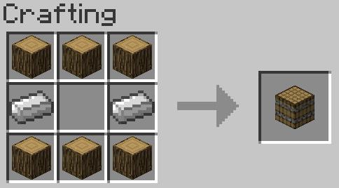 Barrels Mod 1.9/1.7.10/1.6.4