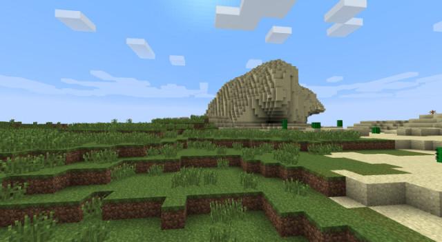 Редкий сид - все биомы в радиусе 2000 блоков [1.11.2] [1.10.2] [1.9.4] [1.7.10]