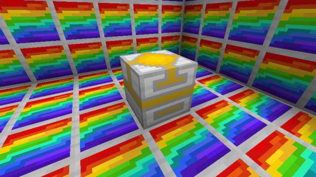 Crystalix Mod [1.7.2]