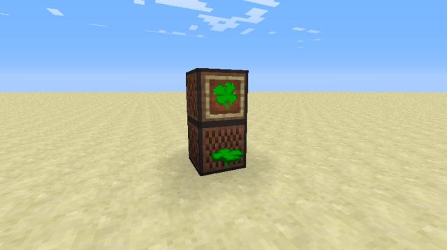 Magic Clover Mod [1.7.2] [1.6.4]