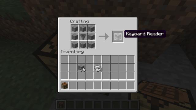 SecurityCraft Mod 1.7.10/1.7.2/1.6.4