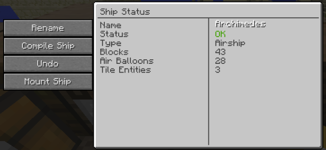 Archimedes' Ships Mod 1.7.10/1.7.2/1.6.4/1.5.2