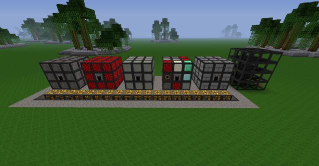Modular Furnaces 2 Mod [1.7.2] [1.6.4]