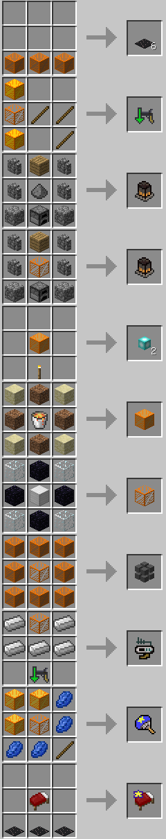 Anti Gravity (StarMiner) Mod [1.6.4]
