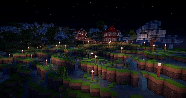 ArchCraftery Traditional Resource Pack 1.7.9/1.7.2 [128x]