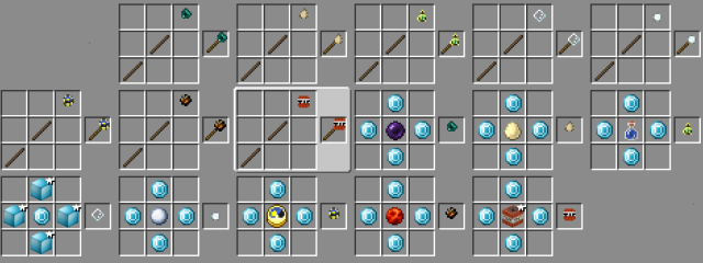 Basic Wands Mod [1.7.2] [1.6.4]