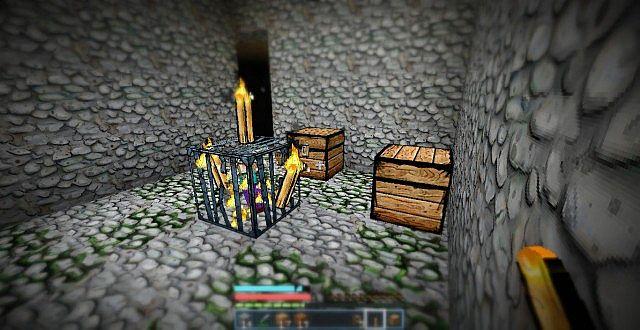 [Resourse-Pack][1.8] BorderCraft — Бордерландс теперь в майнкрафте!