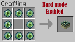 Craftable End Portal Mod [1.7.2]