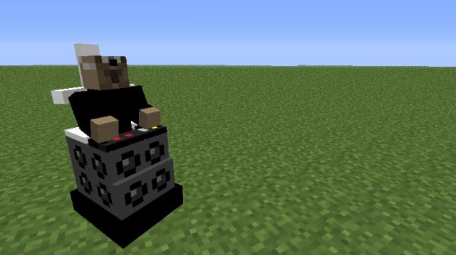 Dalek Mod 1.7.10/1.7.2/1.6.4/1.5.2