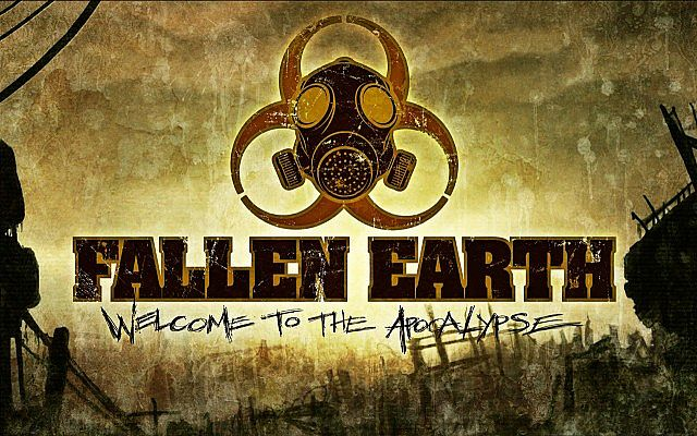 Fallen Earth Resource Pack 1.7.10/1.7.2/1.6.4 [16x]