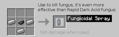 FungiCraft Mod [1.7.2] [1.6.4]