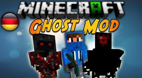 Ghost Mod [1.7.2]