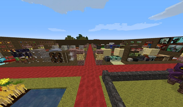 GremmelCraft Resource Pack 1.7.9/1.7.2 [256x]