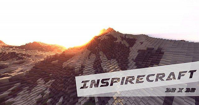InspireCraft Resource Pack 1.7.9/1.7.2 [32x]