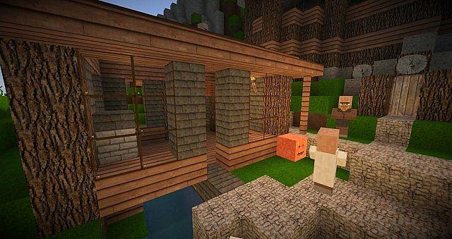 Jadercraft Resource Pack 1.7.10/1.7.2/1.6.4 [64x]