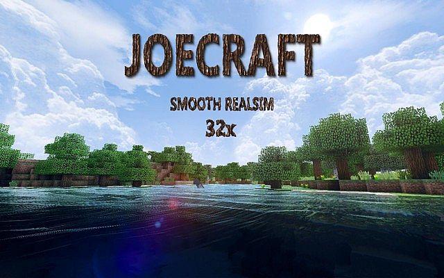 Joecraft-resource-pack
