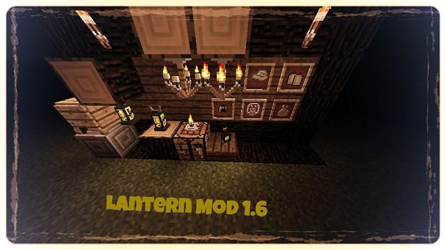 Lanterns and Flashlights 1.8.9