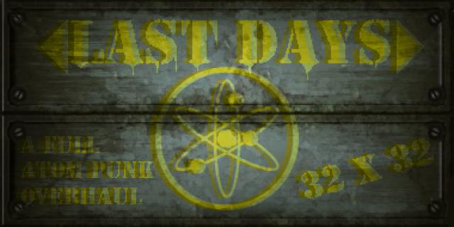 Last Days 1.8.9 [32x]