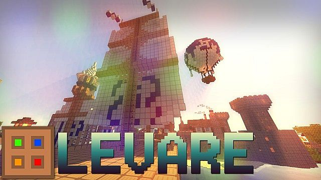 Levare Resource Pack 1.7.9/1.7.2 [16x]