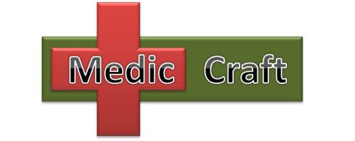 MedicCraft Mod [1.7.2]