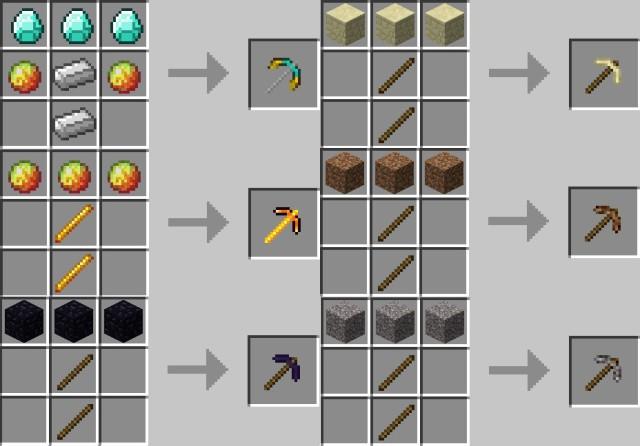 More-Pickaxes-Mod-1 (1)