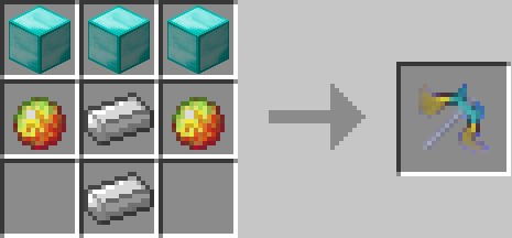 More Pickaxes Mod 1.7.10/1.7.2/1.6.4