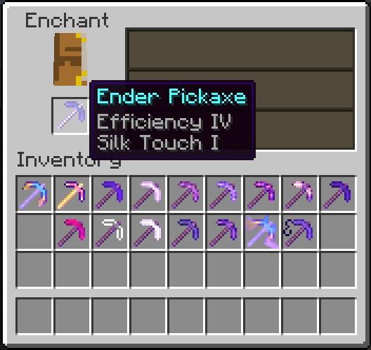 More-Pickaxes-Mod-9
