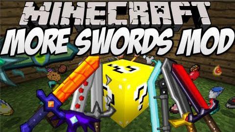 More Swords Mod [1.7.2] [1.6.4]