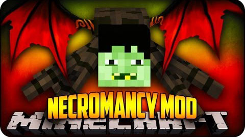 Necromancy Mod 1.7.10/1.7.2