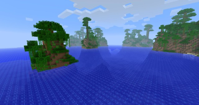 Ocean Adventures Mod [1.7.2] [1.6.4]