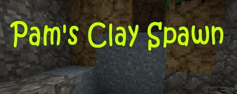 Pam's Clay Spawn Mod [1.7.2]